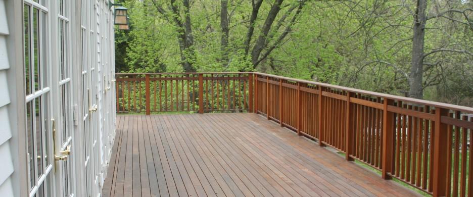 GRDA deck